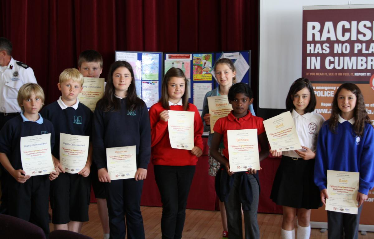 Junior Citizens Scheme South Cumbria