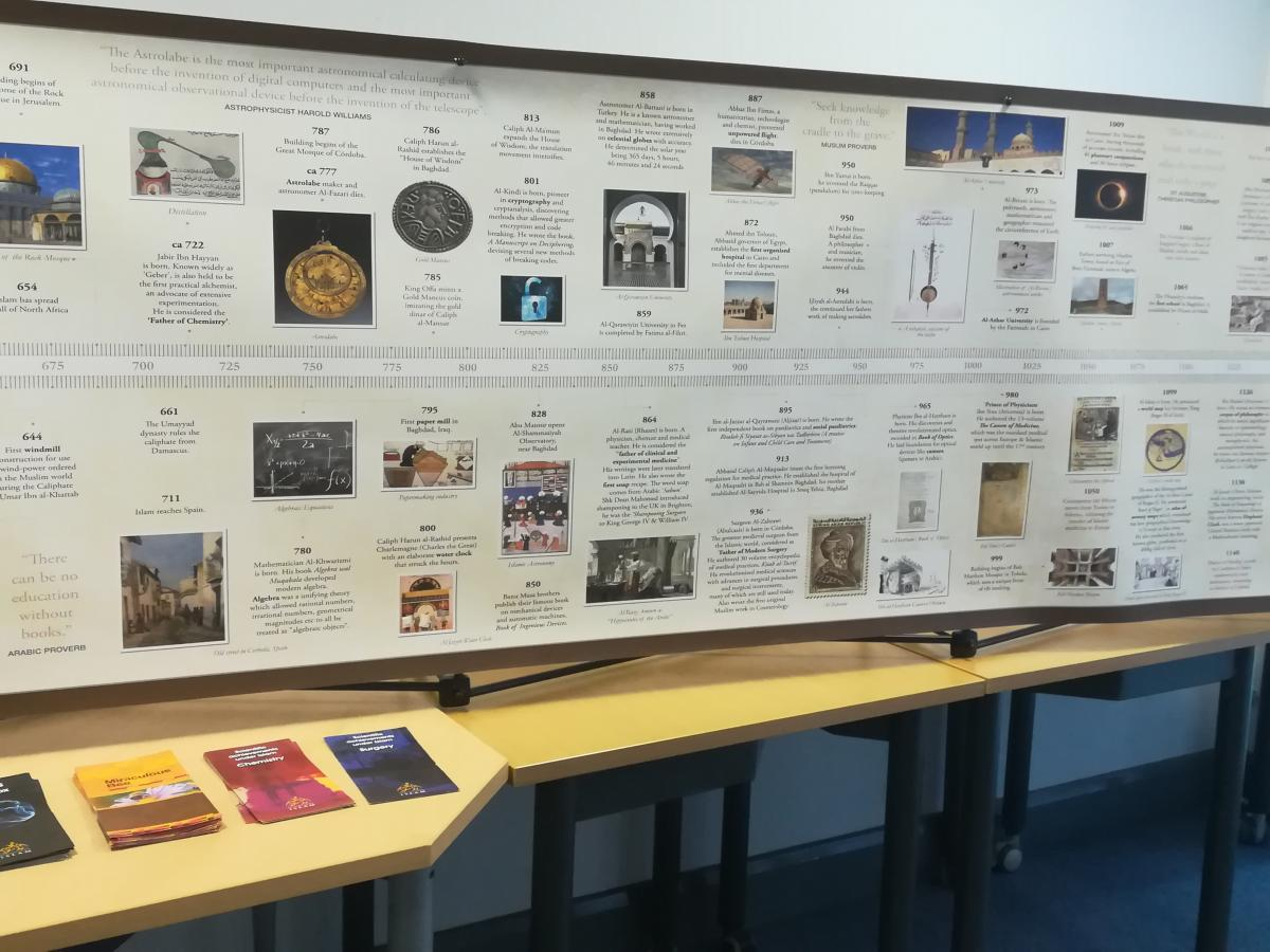 Discover Islam Exhibition Whitehaven 2019