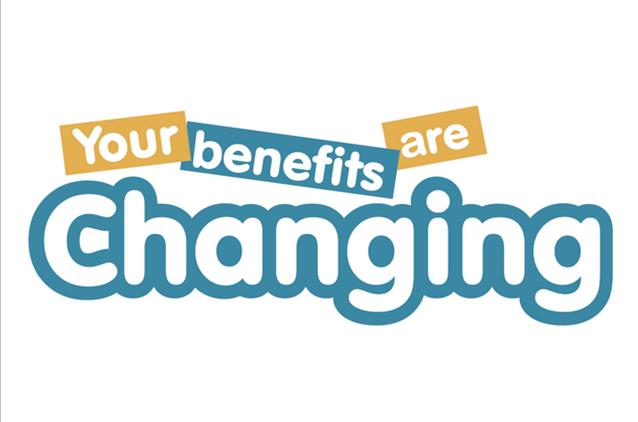 benefits changing