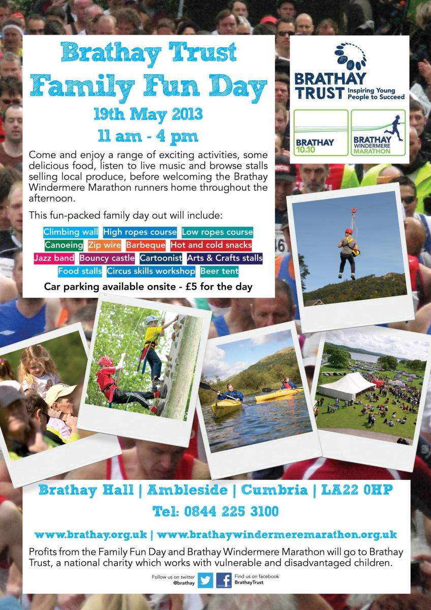 Brathay Open Day 05.05