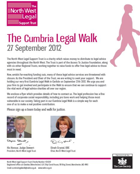 Cumbria Legal Walk 08.12