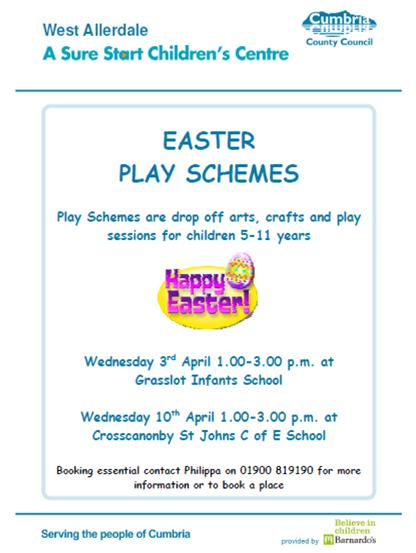 Easter Play Schemes 13