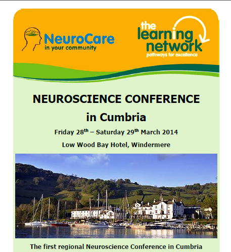 Neuroscience Conference 01.14